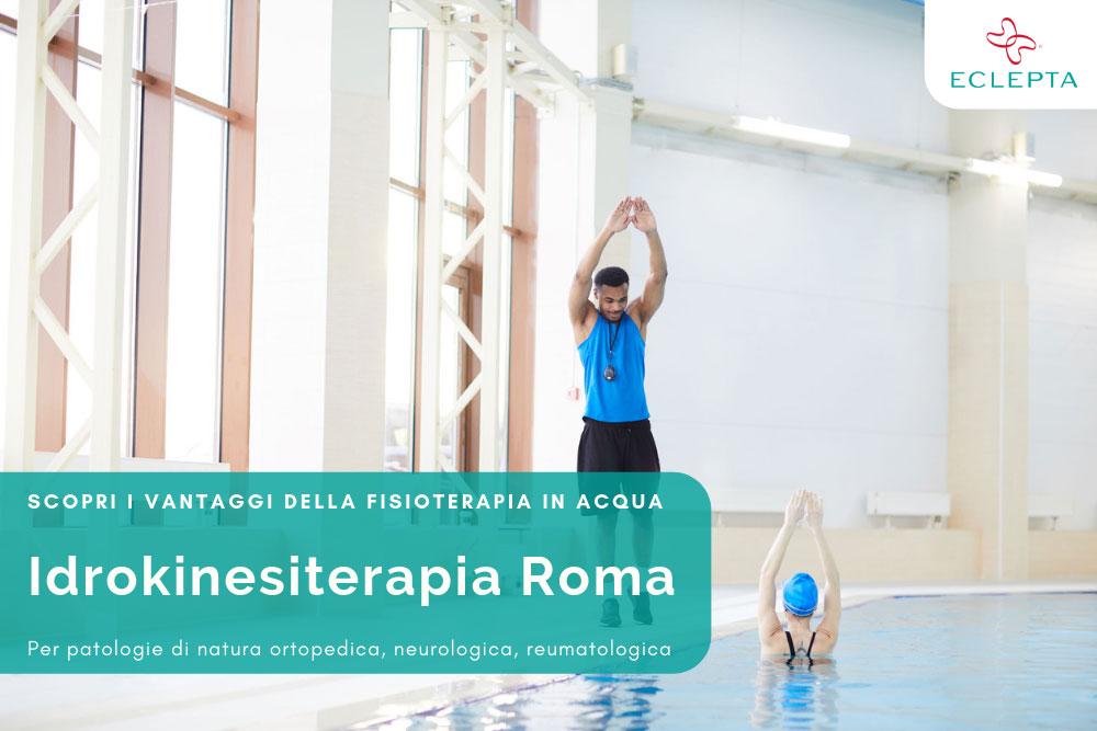 Idrokinesiterapia Roma