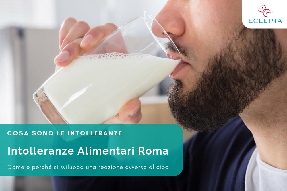 intolleranze alimentari roma