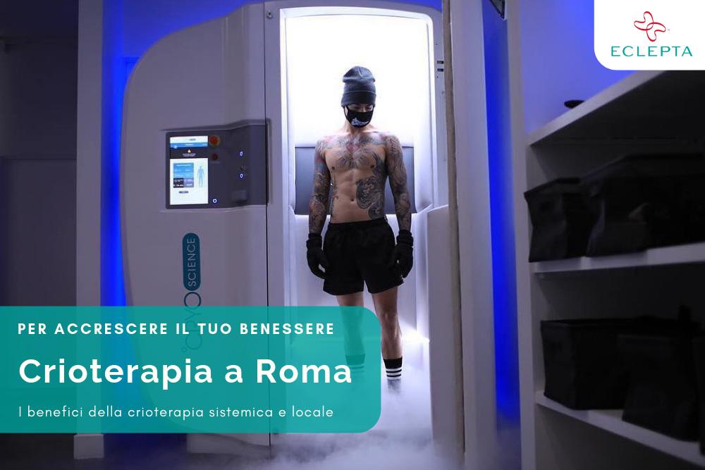 crioterapia a roma