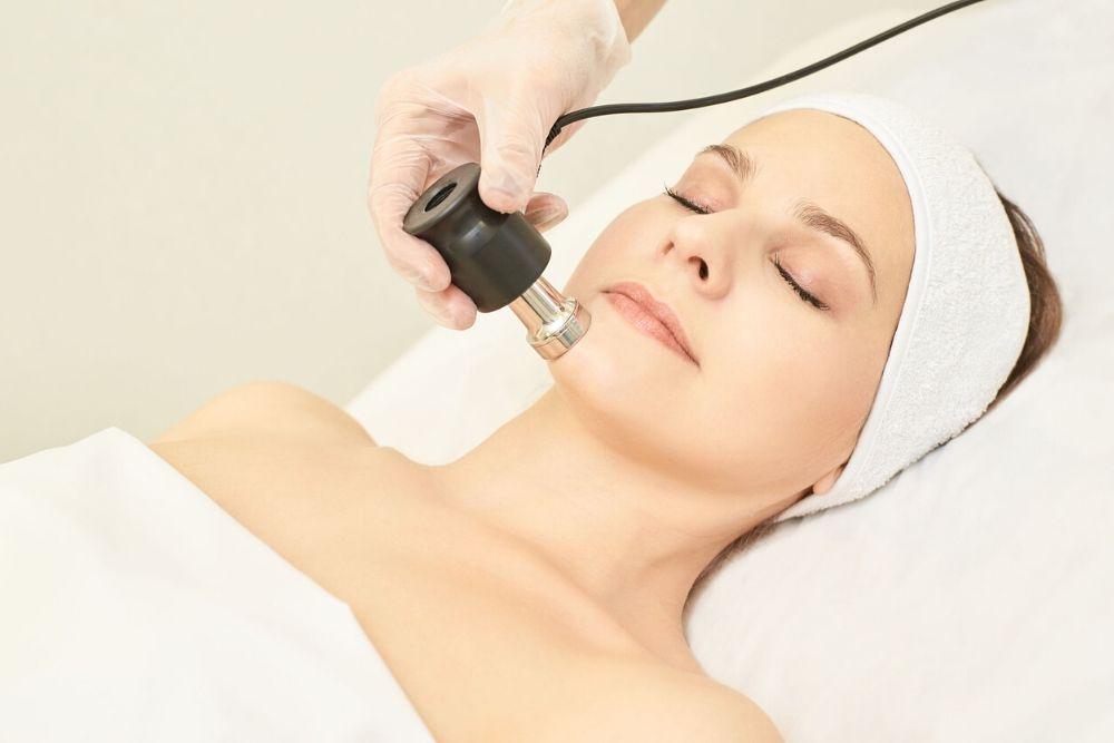 radiofrequenza medicale viso